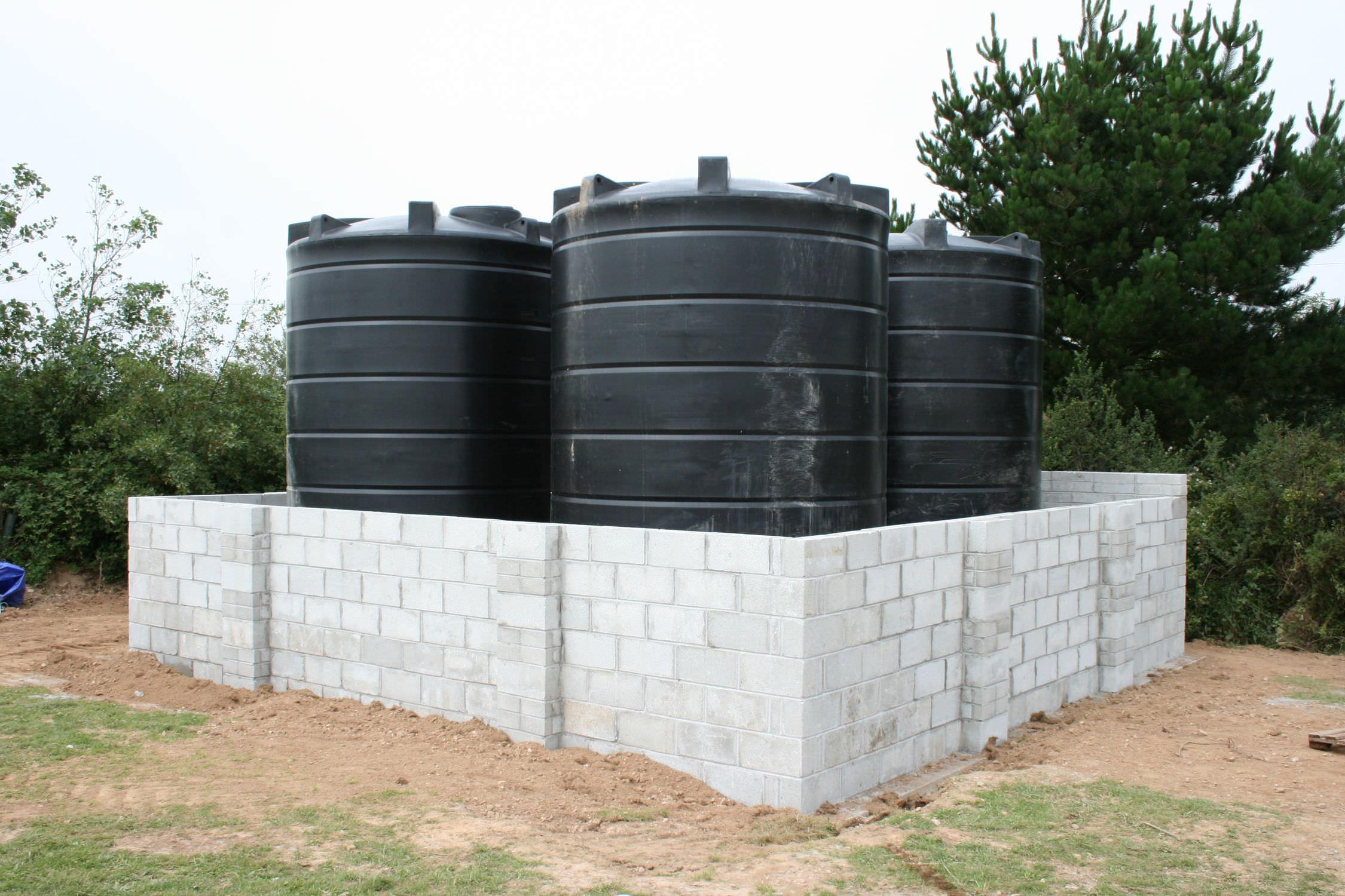 Le stockage liquide pourrait acc l rer la g n ralisation - Cuve stockage eau potable ...