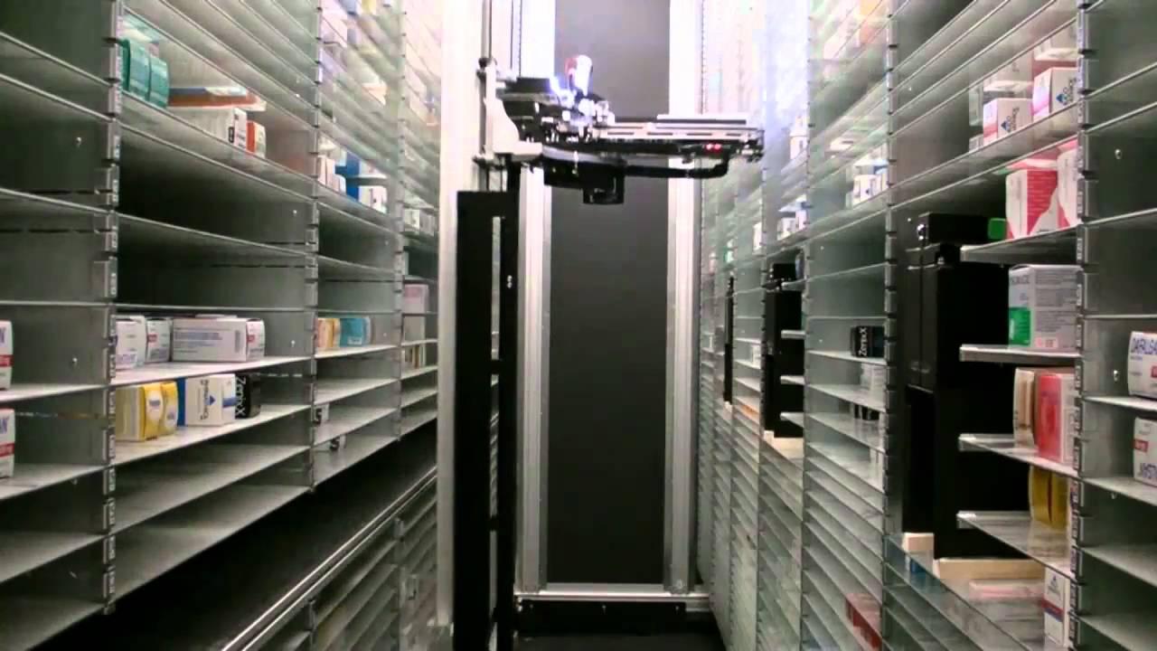Mach 4 Le Premier Syst 232 Me De Pharmacie Robot Rtflash Fr