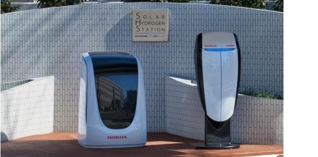 pile combustible honda exp rimente un g n rateur solaire d 39 hydrog ne. Black Bedroom Furniture Sets. Home Design Ideas