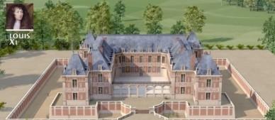 Revivre l 39 histoire du ch teau de versailles en animation 3d - Histoire des arts les jardins de versailles ...