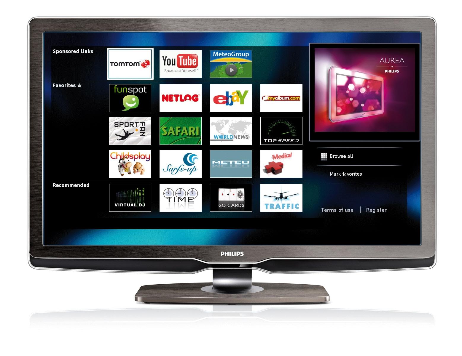 tv connect e vers l 39 hybridation des donn es pour largir la bande passante. Black Bedroom Furniture Sets. Home Design Ideas