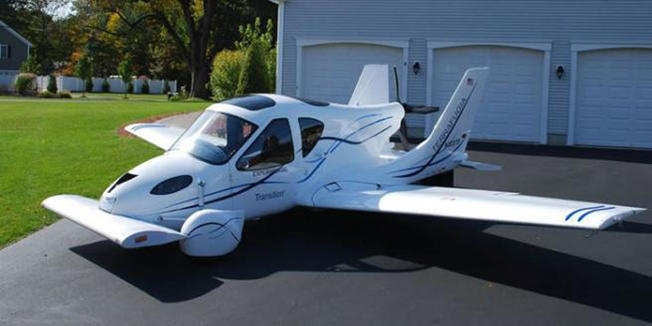 une voiture avion vient de recevoir l autorisation de circuler sur les routes am ricaines. Black Bedroom Furniture Sets. Home Design Ideas